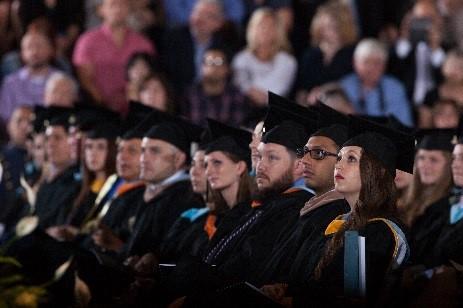 citadel graduate college 2017 commencement