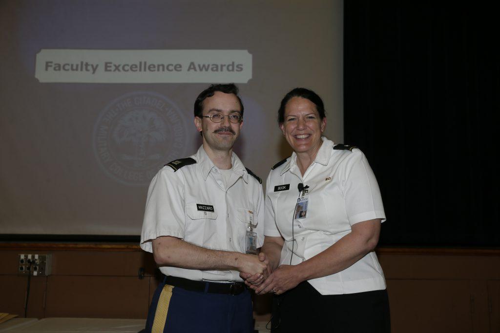 Gregory Mazzaro Faculty Awards