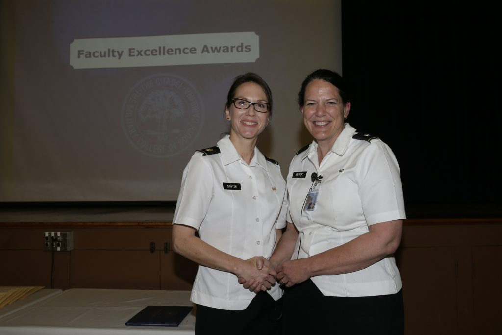 Genelle Sawyer Faculty Awards