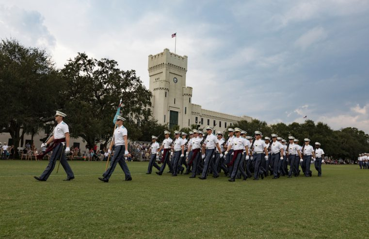 Cadet Parade
