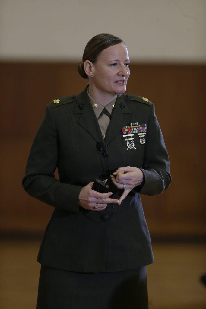 Col. Petra Lovetinska Seipel