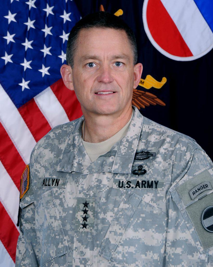 General Daniel Allyn