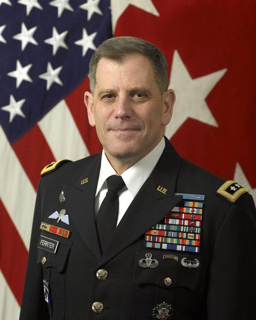 Lieutenant General Michael Ferriter