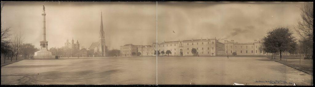 Original Citadel Campus 1842