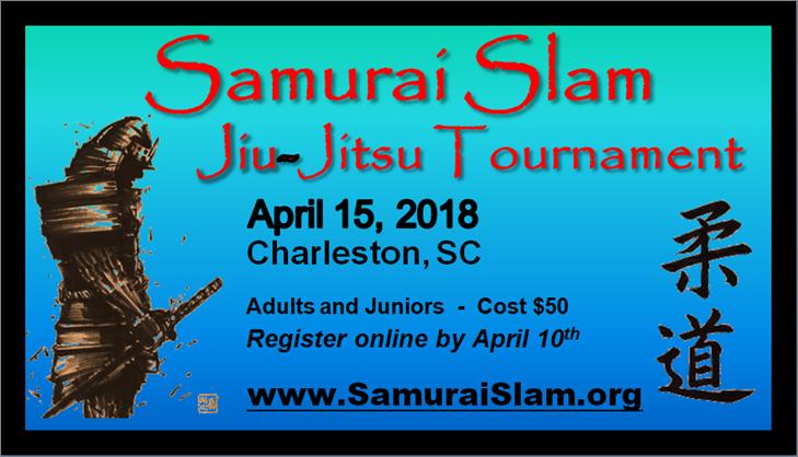 Samurai Slam Citdel