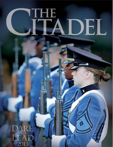 The Citadel Magazine 2013
