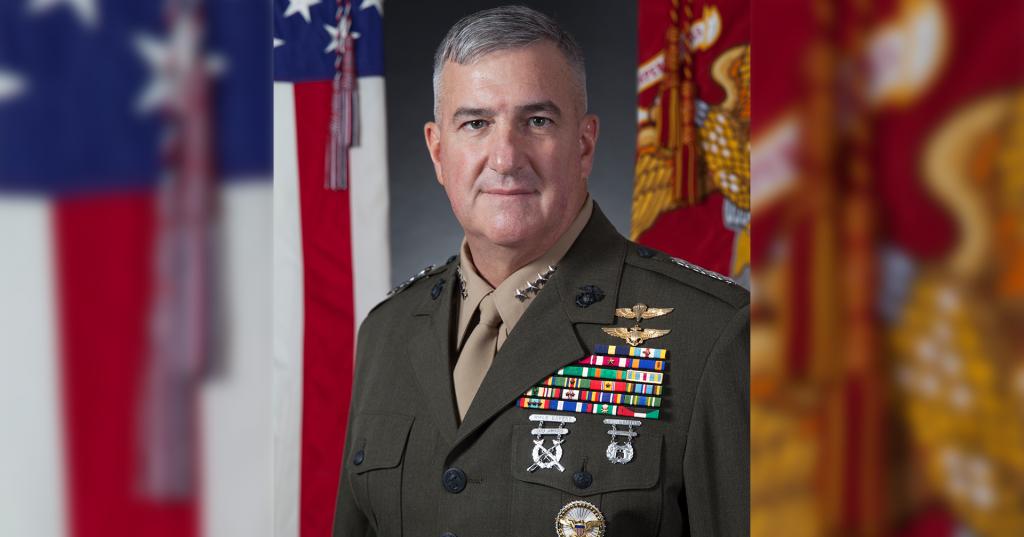 General Glenn M. Walters