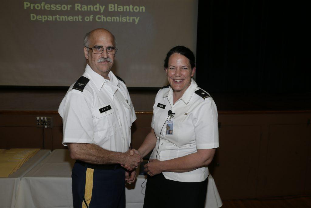 Blanton Medbery Award