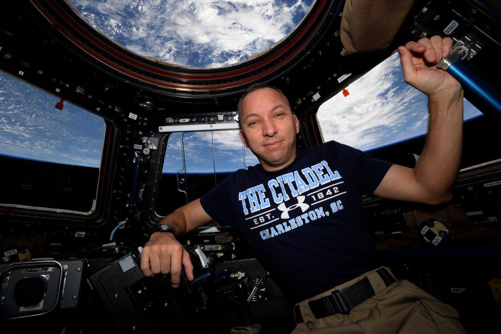 Randy Bresnik ISS Citadel Shirt