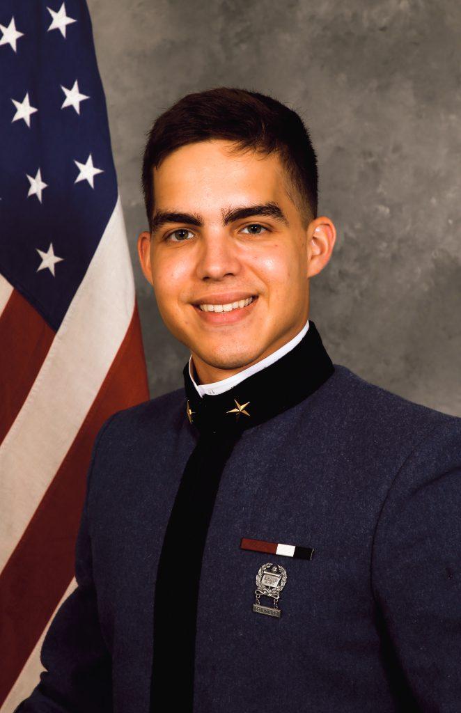 Cadet Ralf Gonzalez