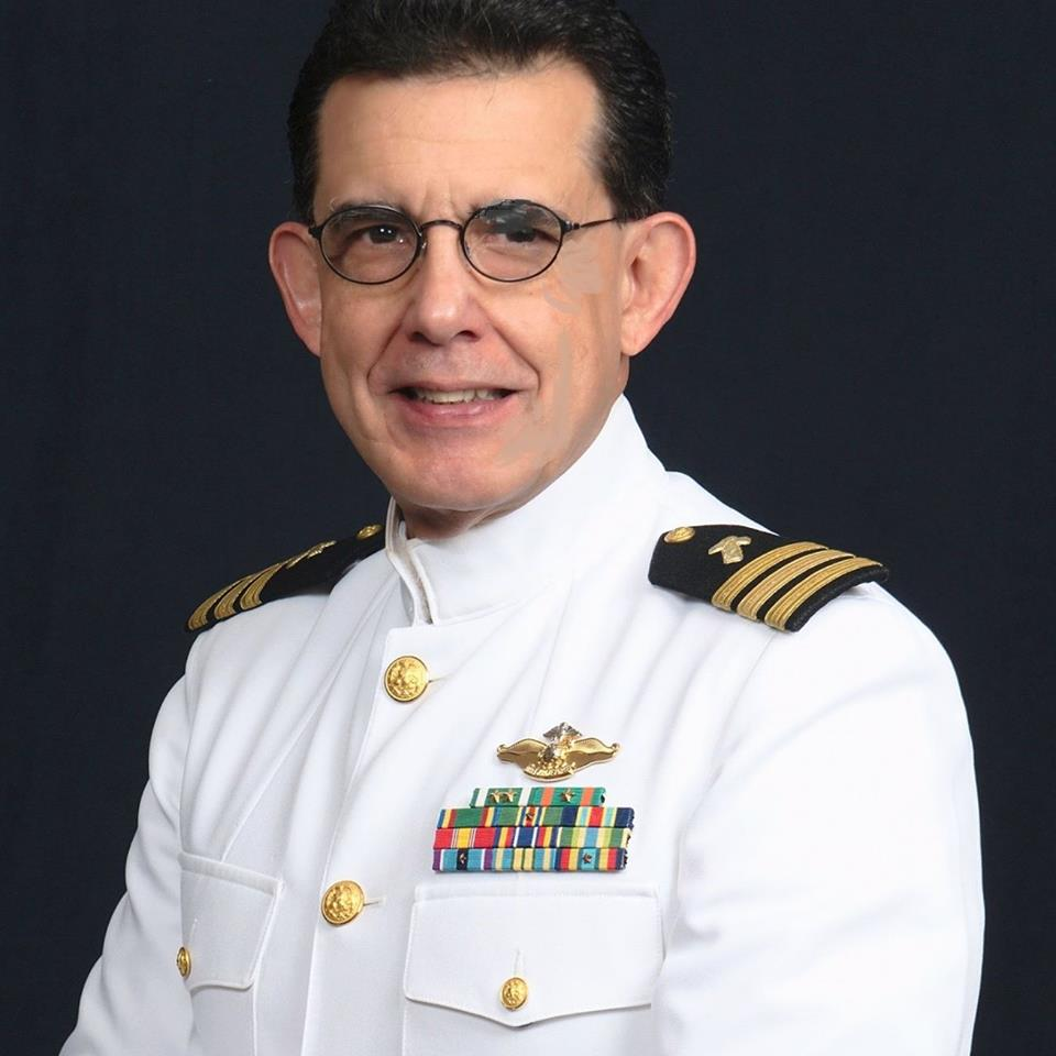 Citadel Chaplain Joe Molina