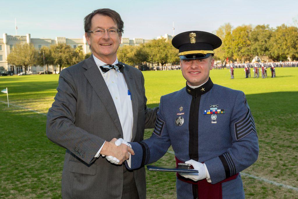 Grimball and Cordes Cincinnati Medal