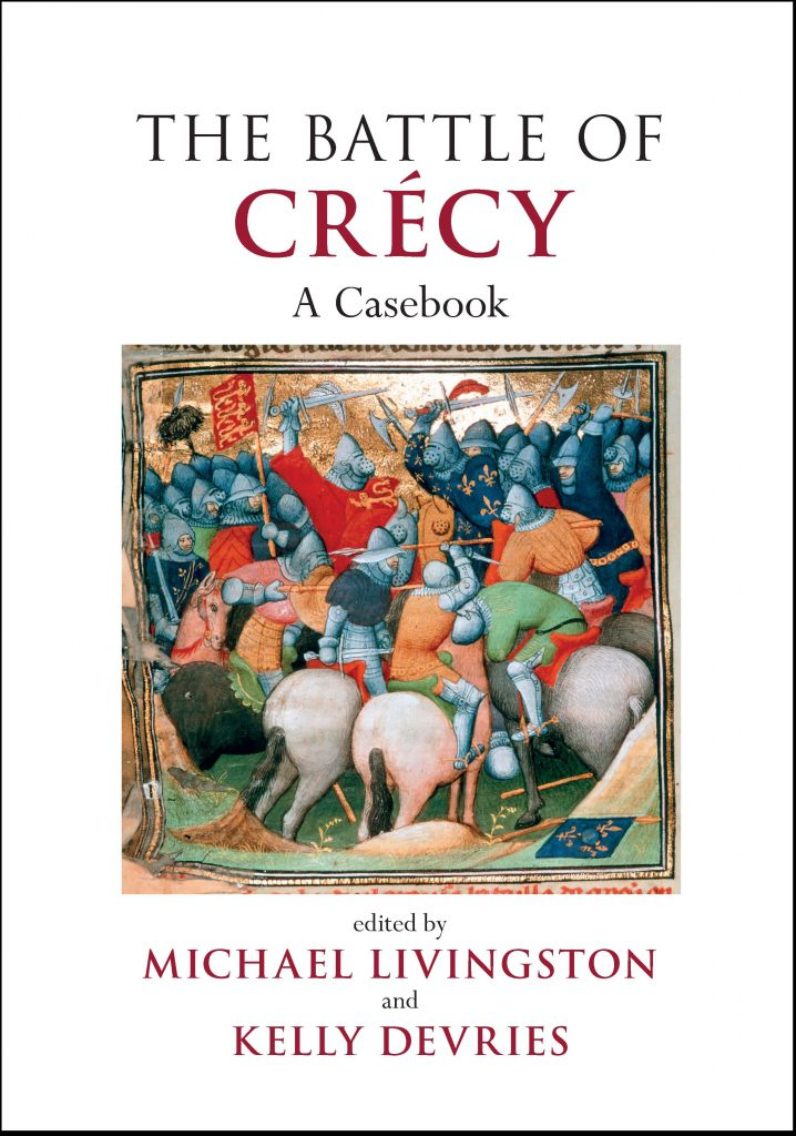 Michael Livingston Crecy Cover