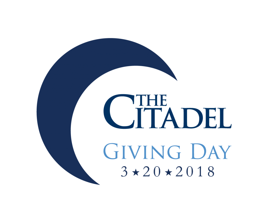 The Citadel Day of Giving Logo 2018