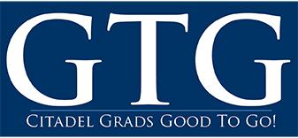 Citadel grads Good to Go Logo