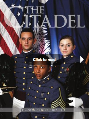 The Citadel Magazine 2012