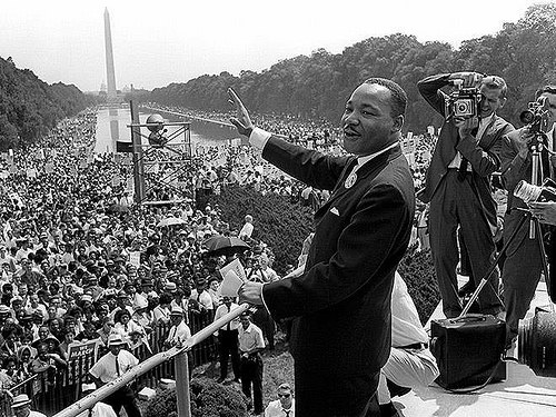 Martin Luther King Jr. Speech
