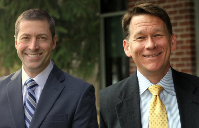 New Deans for Baker School of Business and School of Science and Mathematics