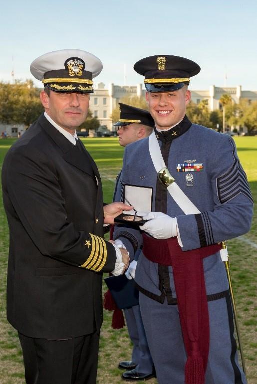 Paluso and Graham Cincinnati Award