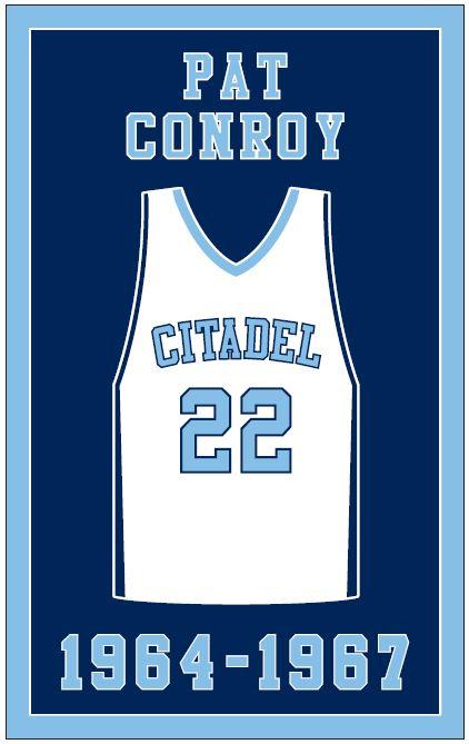 Pat Conroy Banner The Citadel