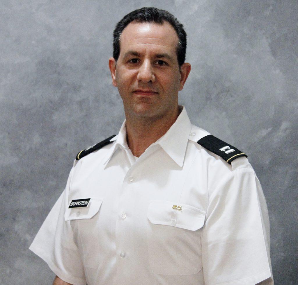 Prof. Daniel Bornstein The Citadel