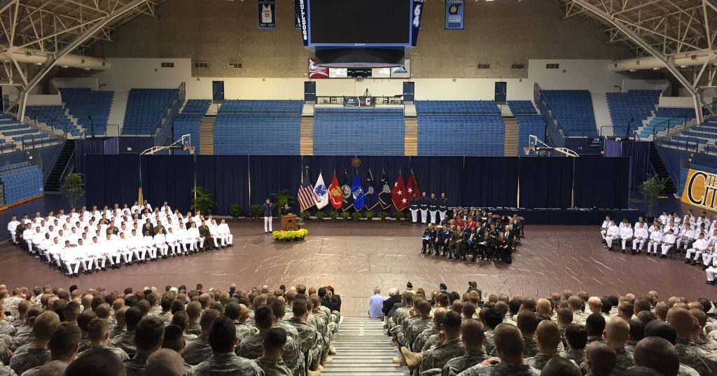 Citadel ROTC Awards 2018