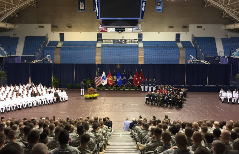 Citadel ROTC Awards