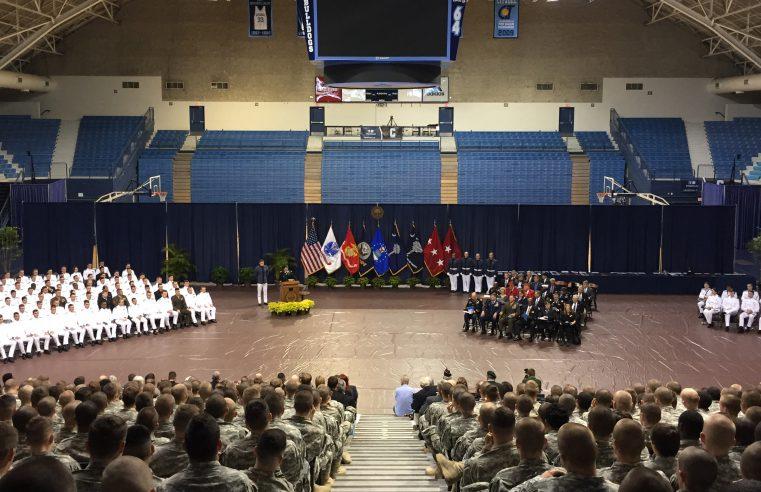 Citadel ROTC Awards 2018
