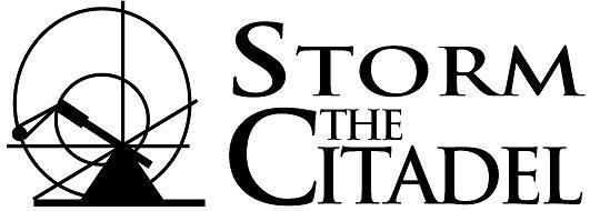 Storm The Citadel Logo