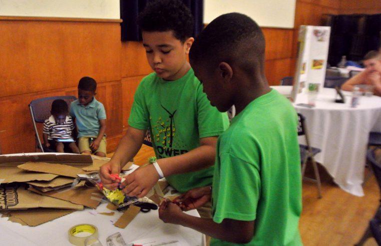 KidWind Team Building