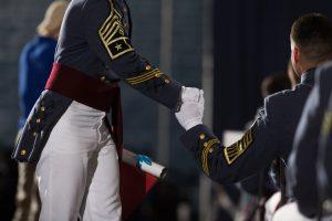 The South Carolina Corps of Cadets Graduation at The Citadel