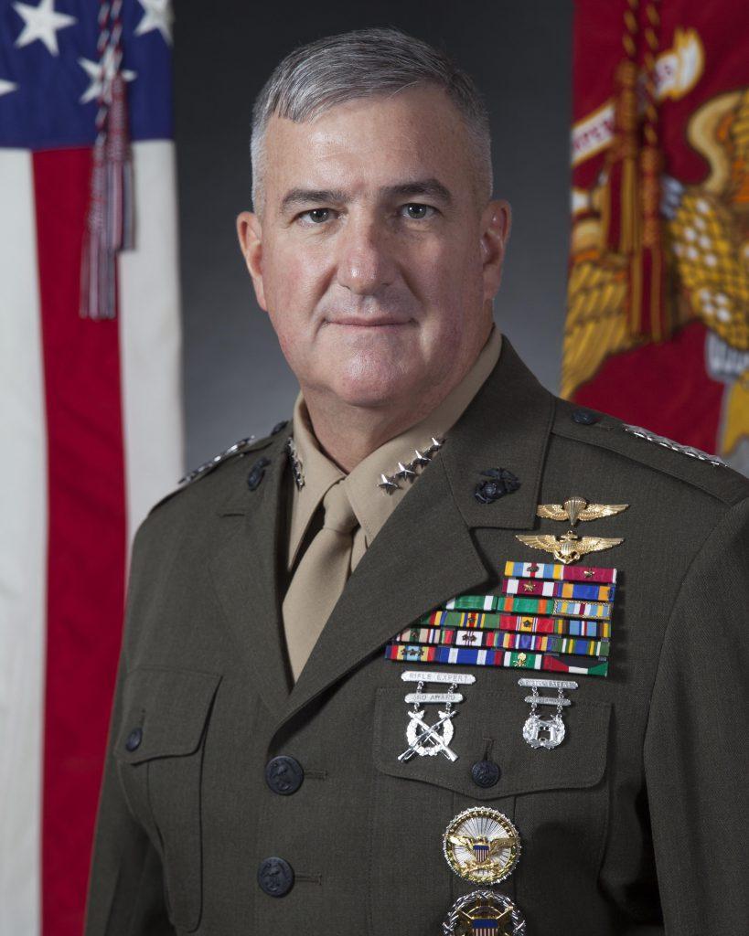 Gen. Glenn Walters