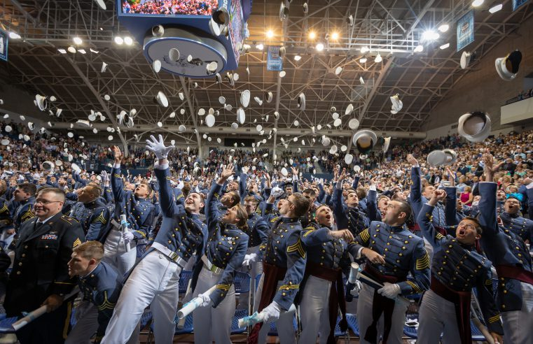 The Citadel South Carolina Corps of Cadets Graduation 2018