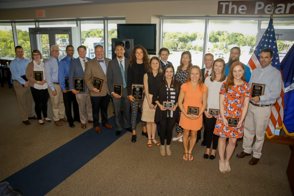 Citadel Graduate College Awards 2018