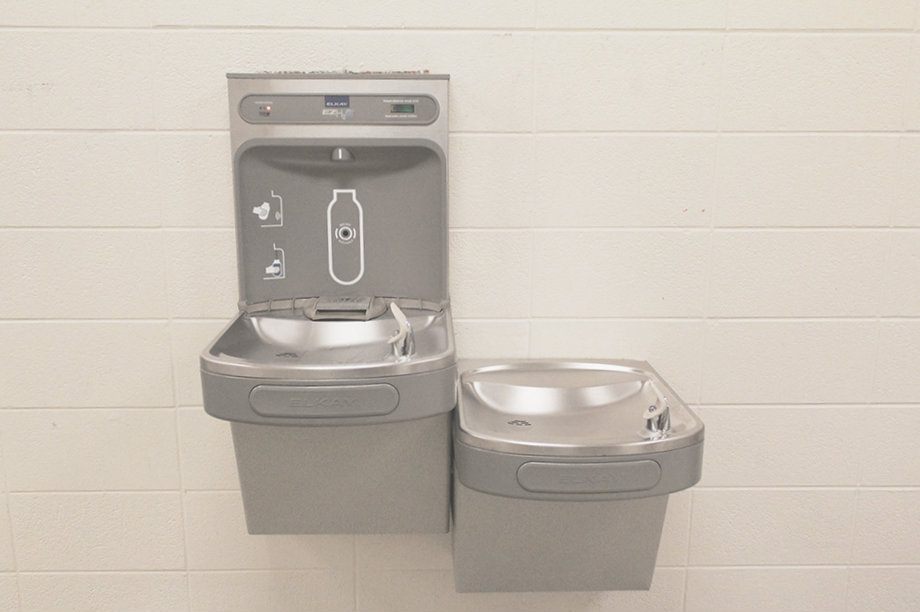 Citadel Water Refill Stations