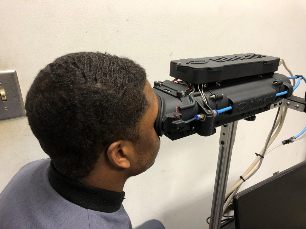 Blink Reflexometer Research