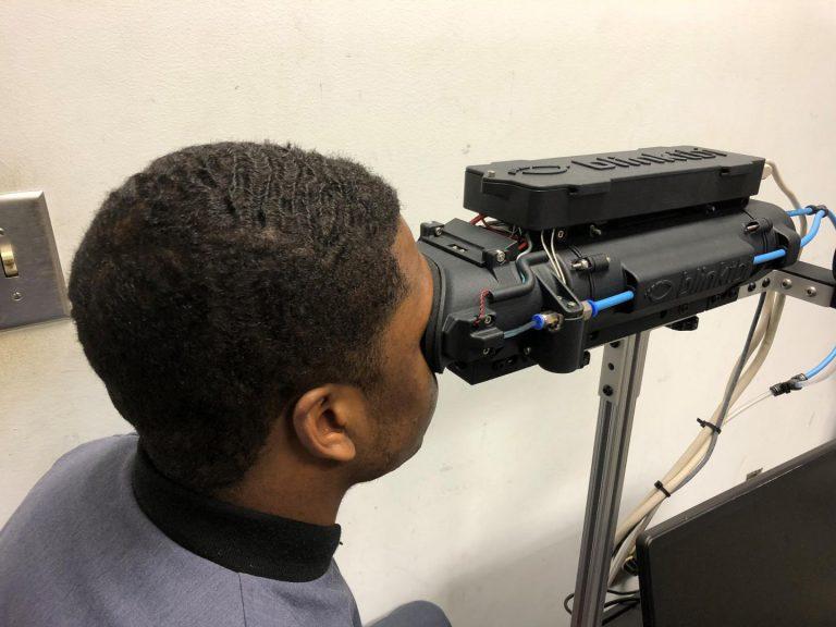 Blink Reflexometer Research