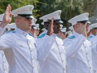 Citadel cadets Oath Ceremony