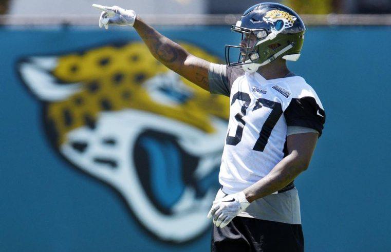 Jaguars rookie Dee Delaney