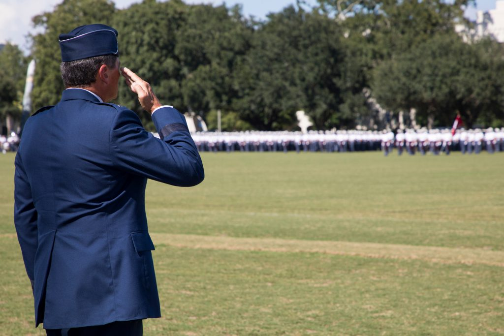 Lt. Gen. John W. Rosa President Emeritus of The Citadel