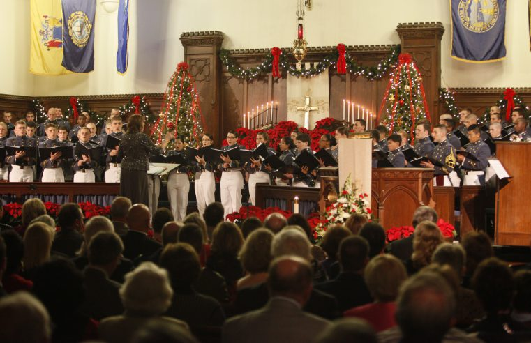 Citadel Christmas Candlelight Services