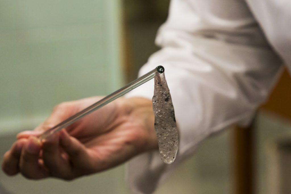Artifact restoration gel