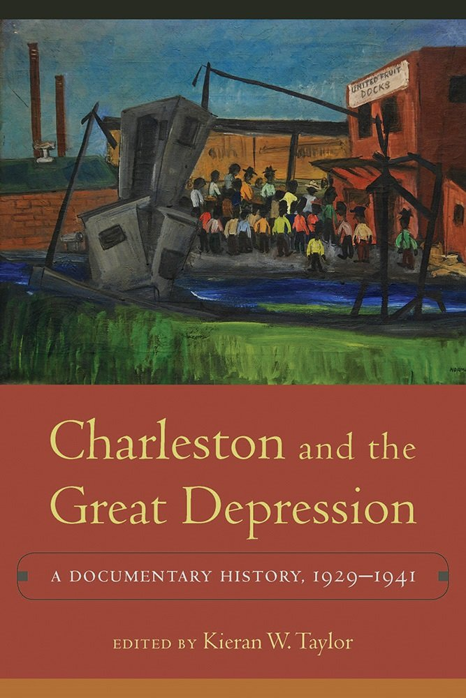 Charleston Great Depression Book