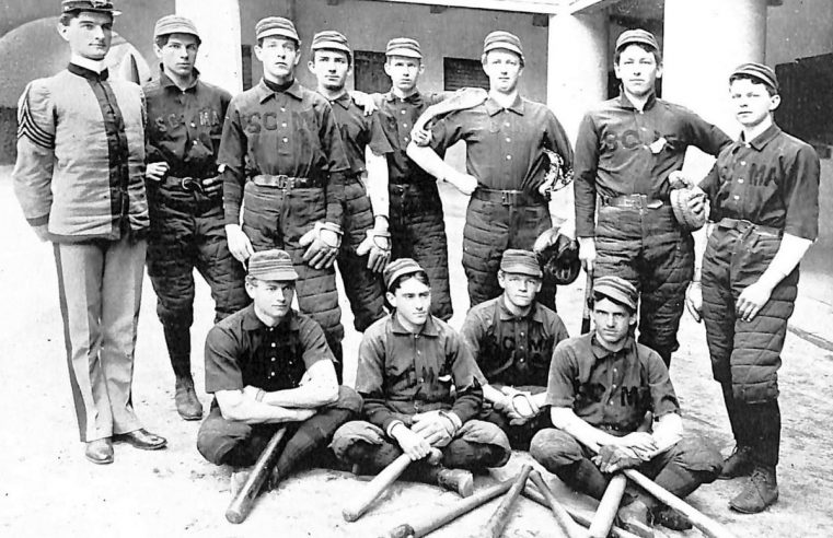 Citadel 1900 baseball team