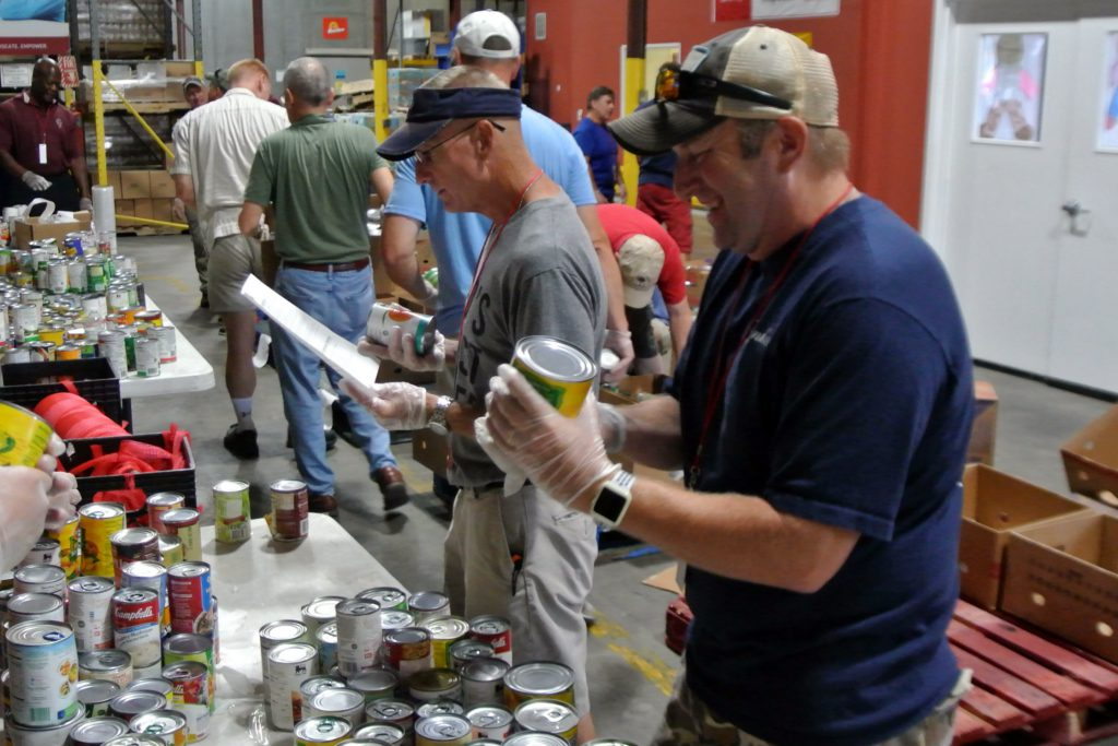 Lowcountry Food Bank Volunteering