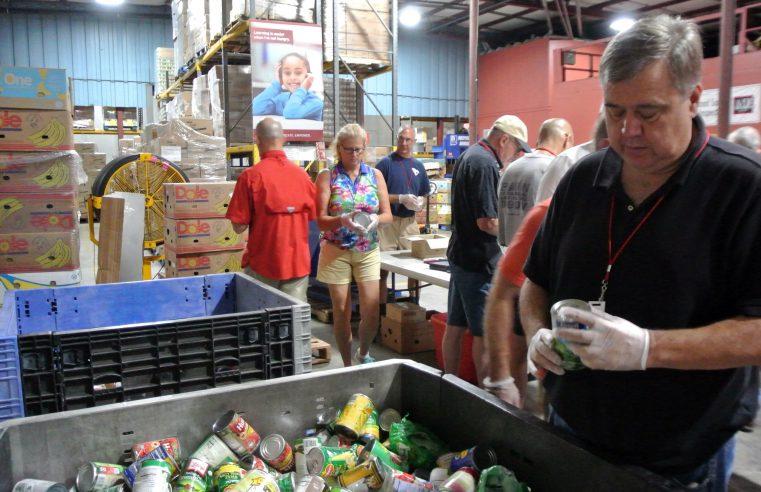 Lowcountry Food Bank Volunteering