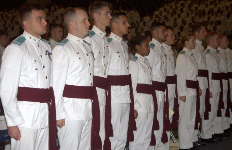 cadets white uniform