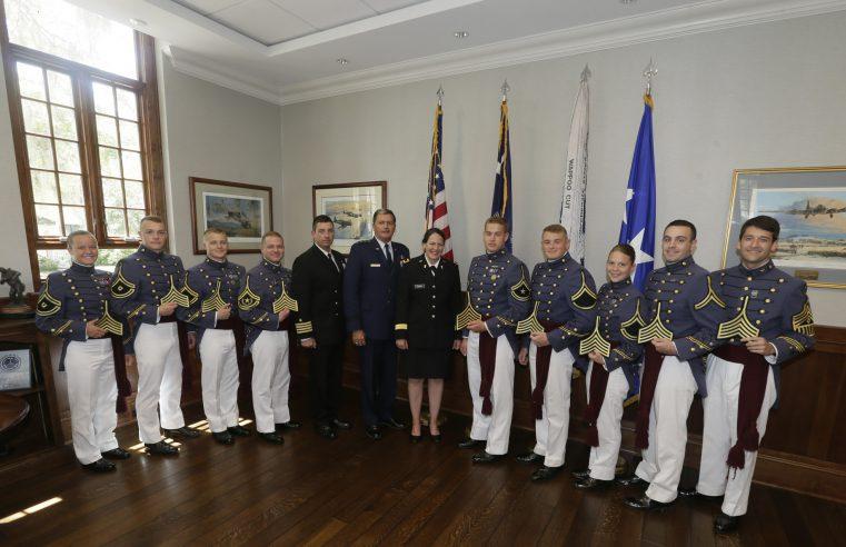 citadel cadet leadership 2018
