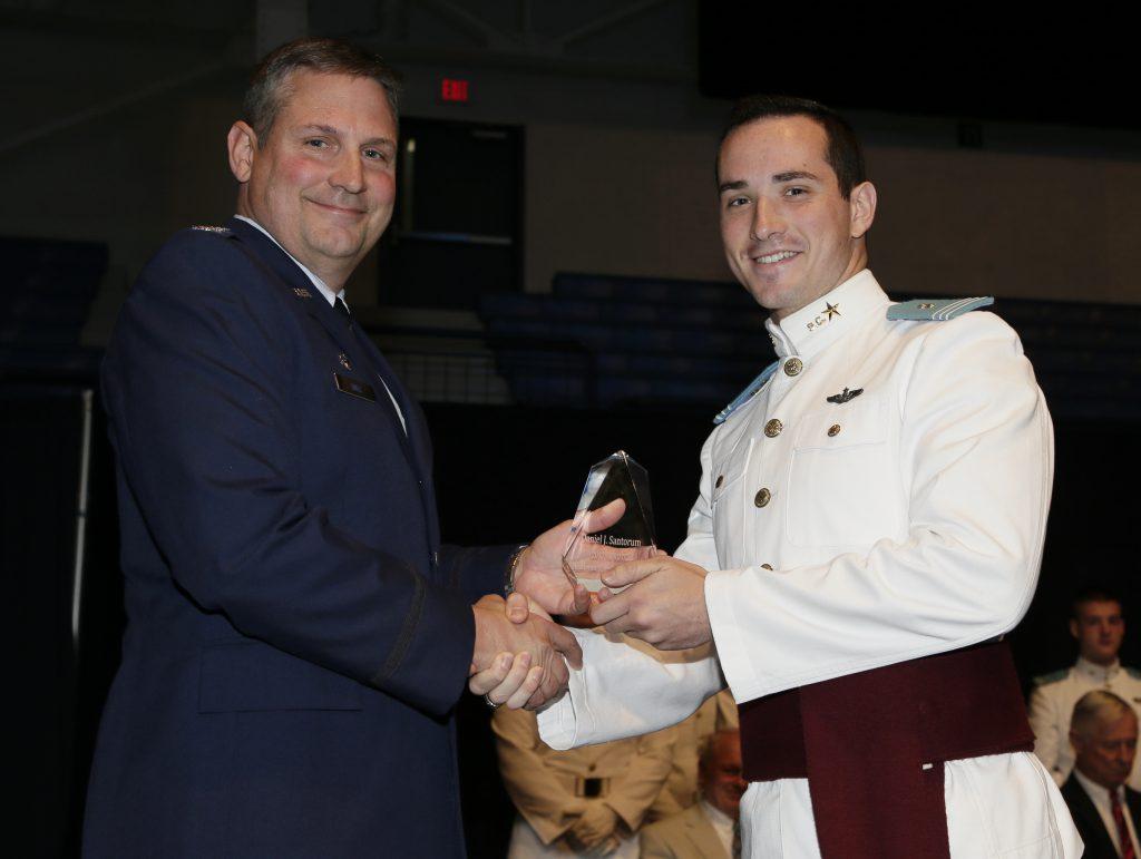 Lt. Daniel Santorum