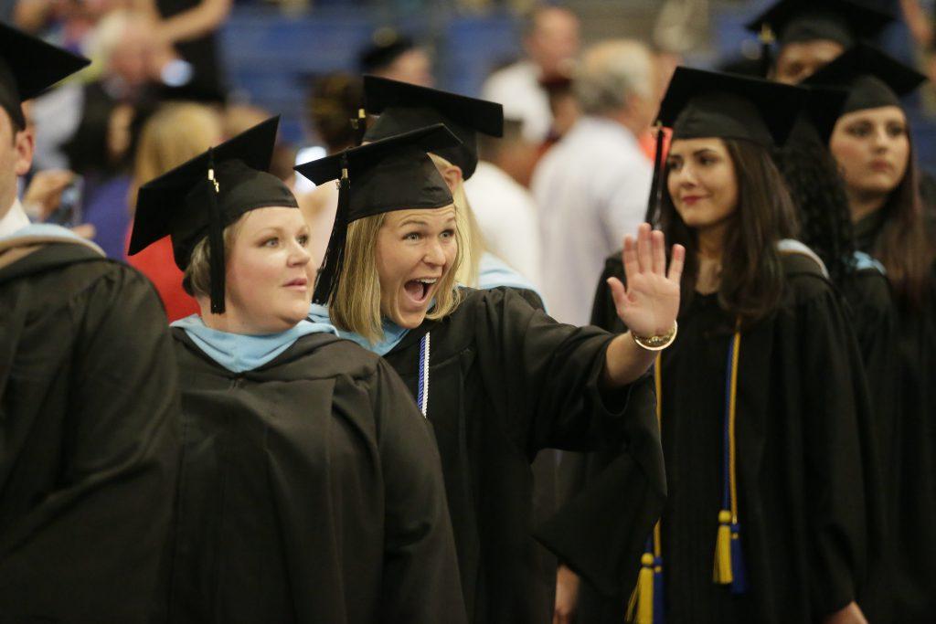 citadel graduate college graduates